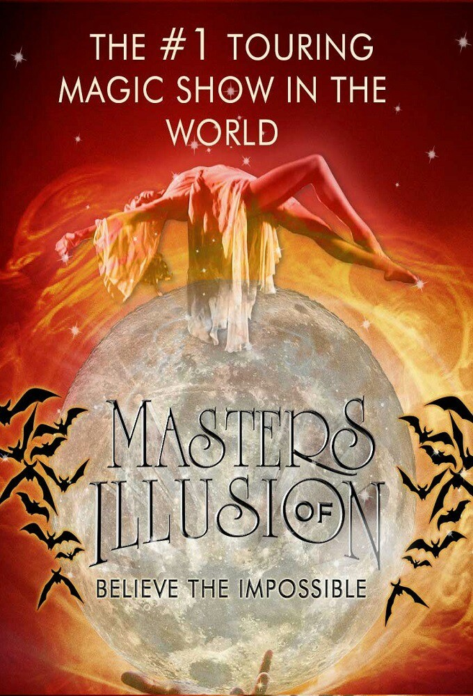 Masters Of Illusion - Season 1