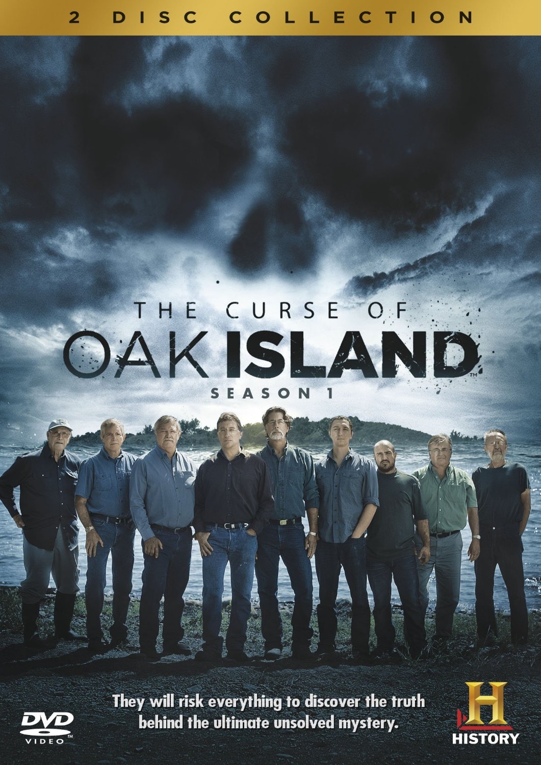 The Curse of Oak Island: Drilling Down - Season 2