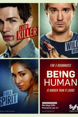 Being Human Us - Season 1