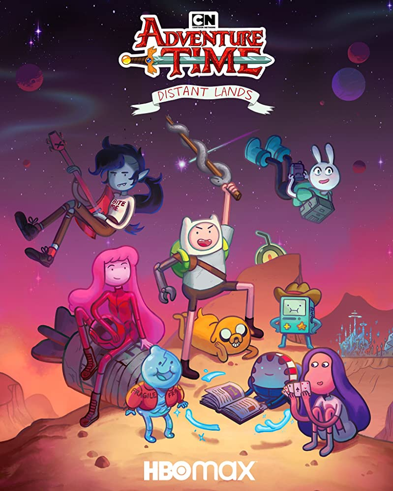 Adventure Time: Distant Lands - Season 1