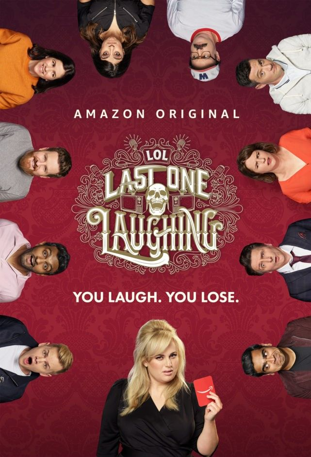 LOL : Last One Laughing Australia - Season 1
