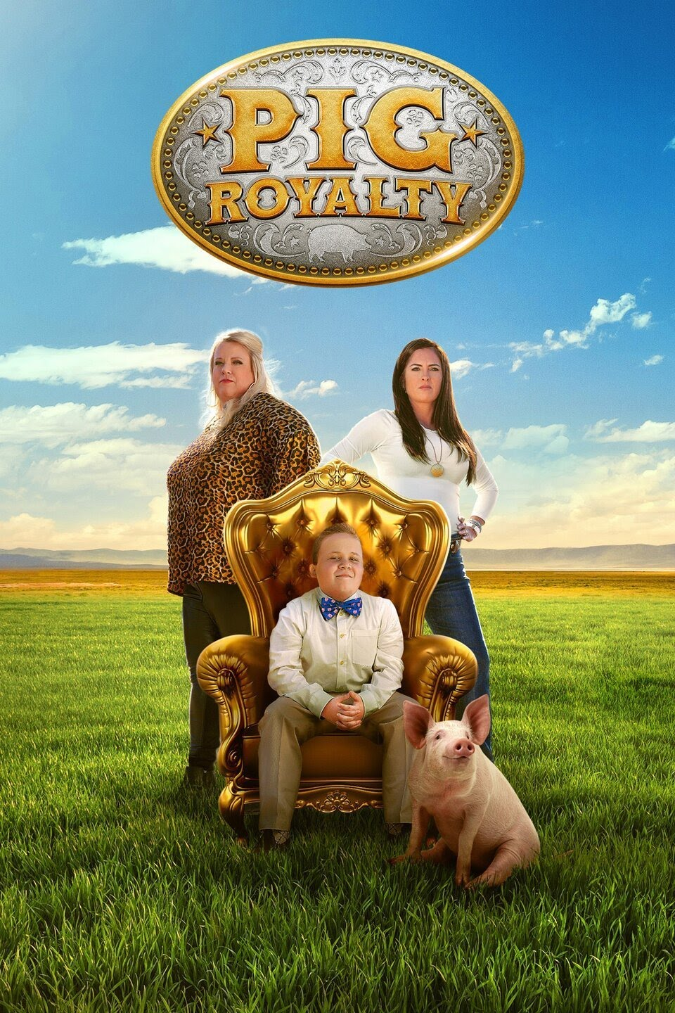 Pig Royalty – Season 1